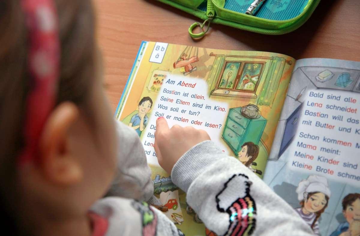 Lesen will gelernt sein – und eingeübt mit Hilfe guter Bücher. Wir stellen in unserer  Bildergalerie die Nominierungen für den Deutschen Jugendbuchpreis vor. Foto: dpa/Mascha Brichta