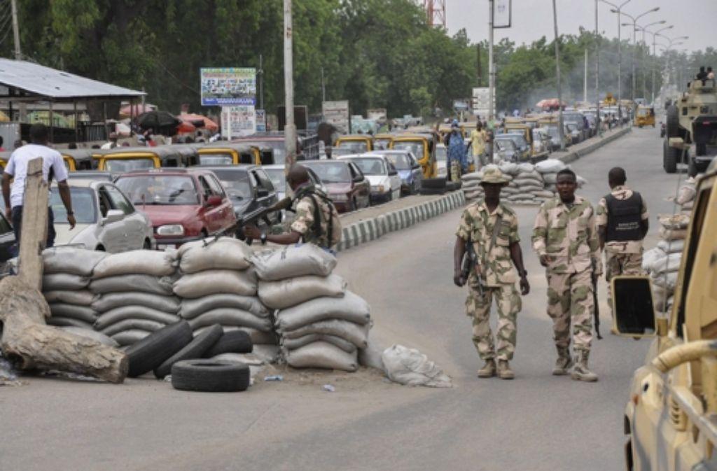 Nigeria wird immer wieder von blutigen Anschlägen der Boko Haram erschüttert. Foto: dpa