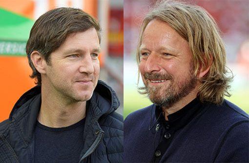 Sven Mislintat und Jochen Saier – der Doppelgipfel vor dem Duell