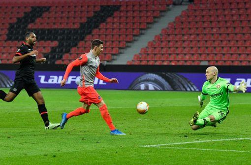 Bayer macht Bundesliga-Blamage komplett