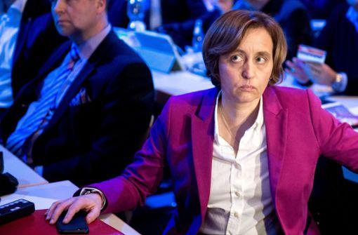 Der VfL Osnabrück kontert Beatrix von Storch aus