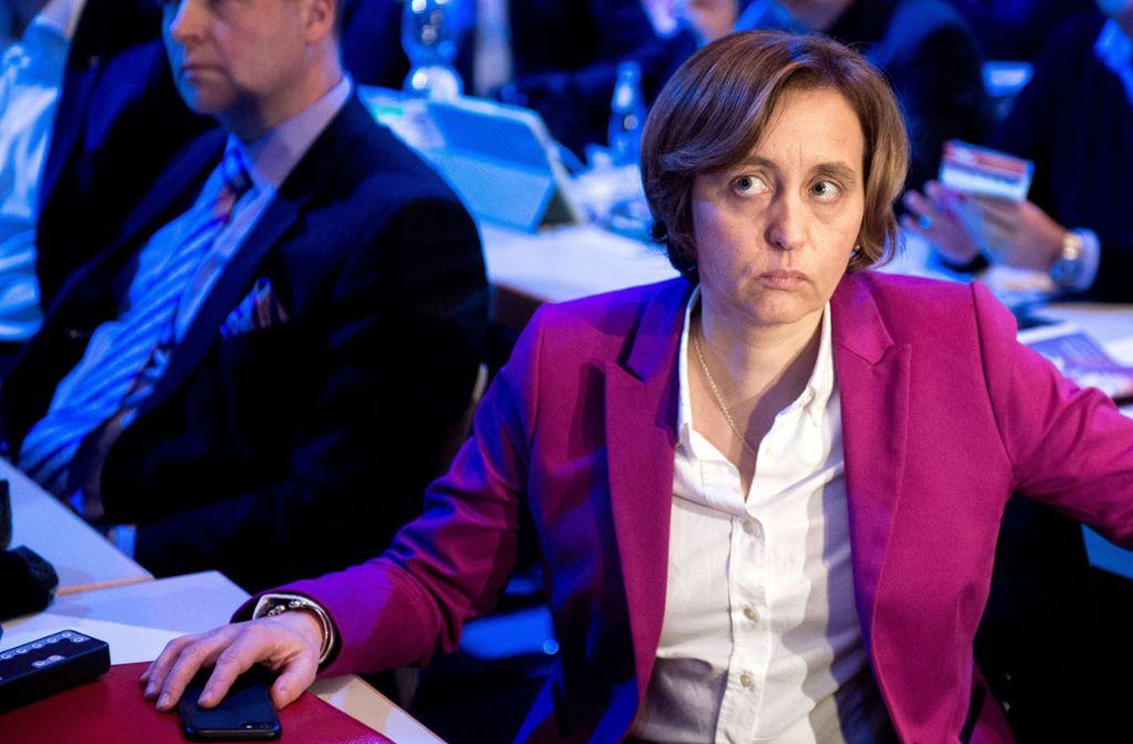 Beatrix von Storch erntet scharfe Kritik für ihre Reaktion auf Twitter. Foto: dpa