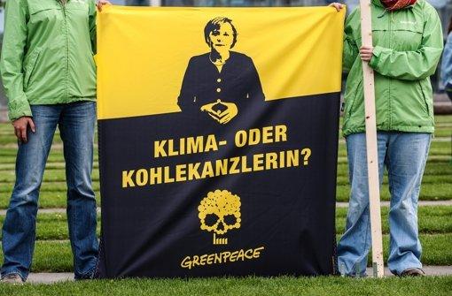 Bundesweiter Protest gegen Kohle