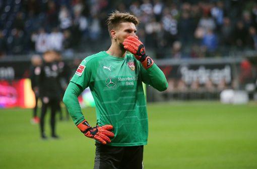 Ron-Robert Zieler rettet den VfB