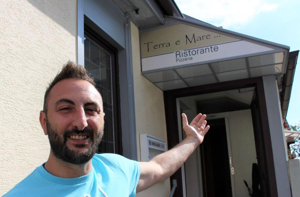 """Am Freitag, 14. Juli, eröffnet das """"Terra e Mare"""" von Fabio Varriale. Foto: Caroline Holowiecki"""