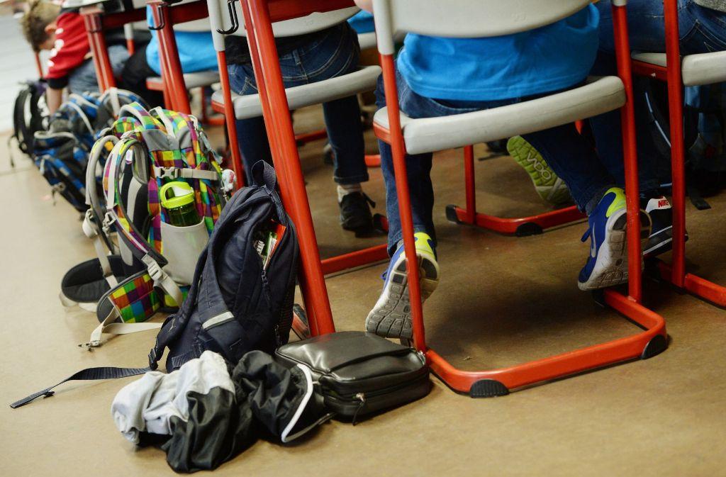 Schule wird für die Kinder immer mehr zu einem Lebensraum. Foto: dpa