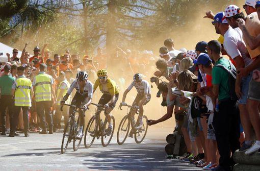 Das sind die spektakulärsten Berge der Tour de France