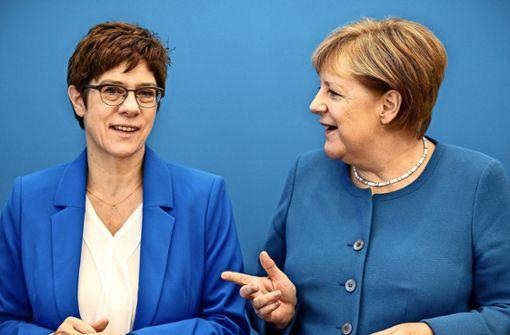 """CDU-Basis: Frust über  """"Königsmörder"""""""