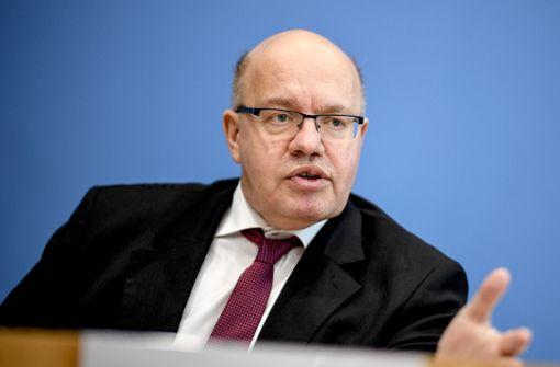 Altmaier warnt vor verfrühter Aufhebung von Schutzmaßnahmen