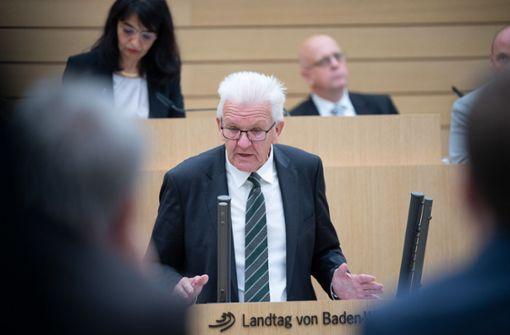 """Kretschmann spricht von Konzept für """"Tunichtgute"""""""