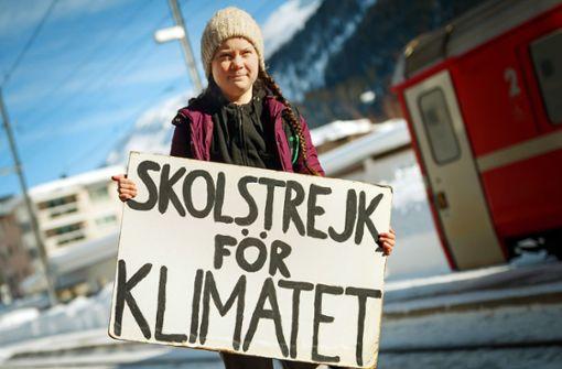 Promis trommeln für mehr Klimaschutz