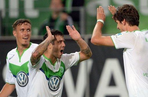 Wolfsburg gewinnt auch ohne De Bruyne
