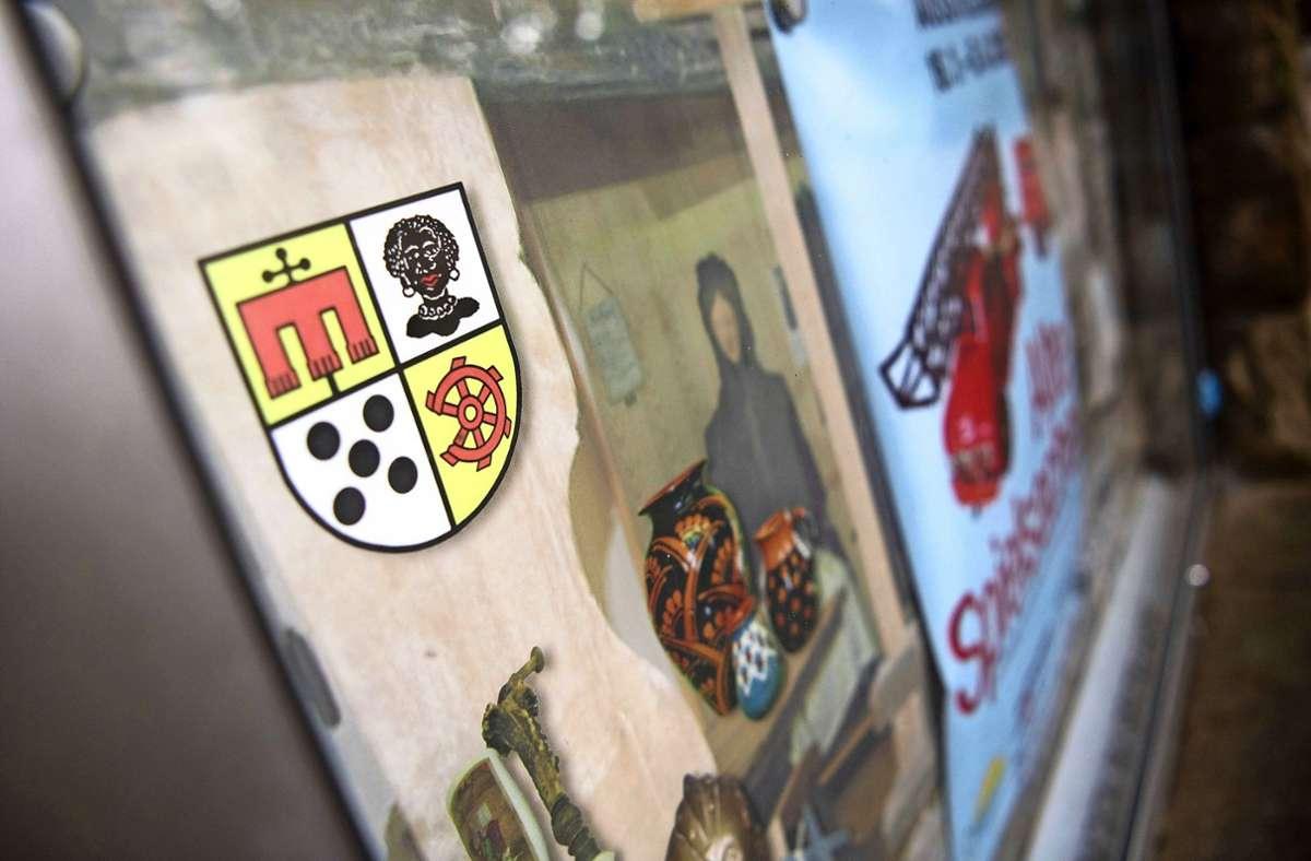 Ob sich das Wappen für manche Anlässe leicht abändern ließe, ist aktuell Thema für eine Arbeitsgruppe in Stuttgart-Möhringen. Foto: dpa/Marijan Murat