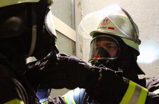Die Hörsaal-Helden der Feuerwehr