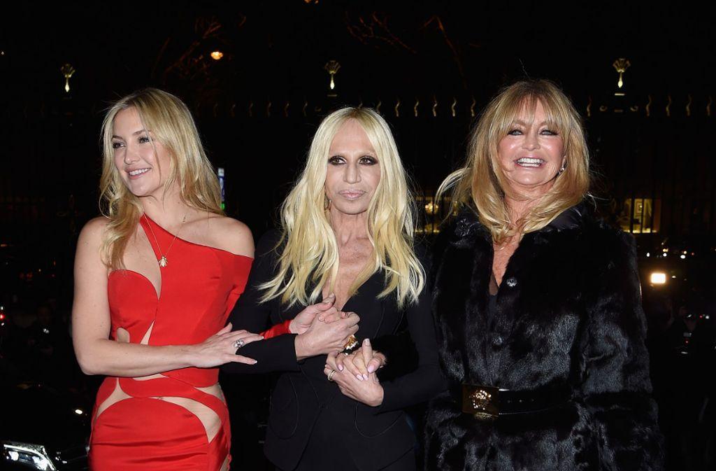 Das Leben Der Donatella Versace Liefert So Viel Brisanten