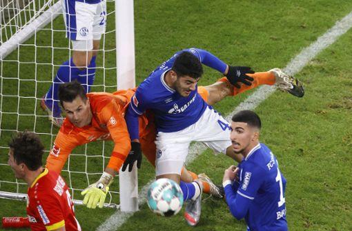 FC Schalke 04 auch gegen Bayer Leverkusen chancenlos