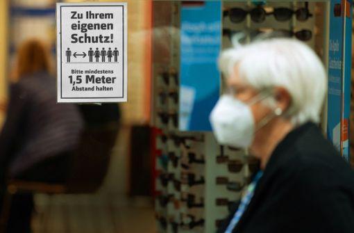 Nicht alle Läden akzeptieren Masken-Atteste