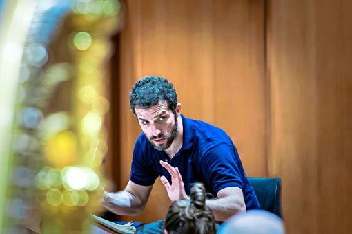 Wellber dirigiert SWR Symphonieorchester