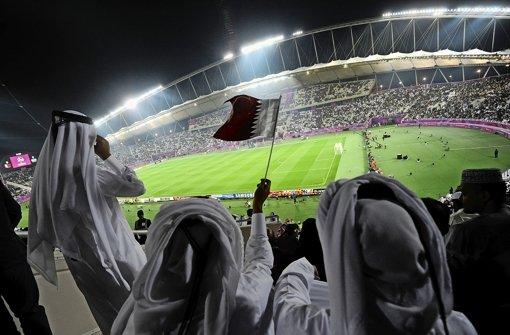 WM 2022 soll im Winter stattfinden
