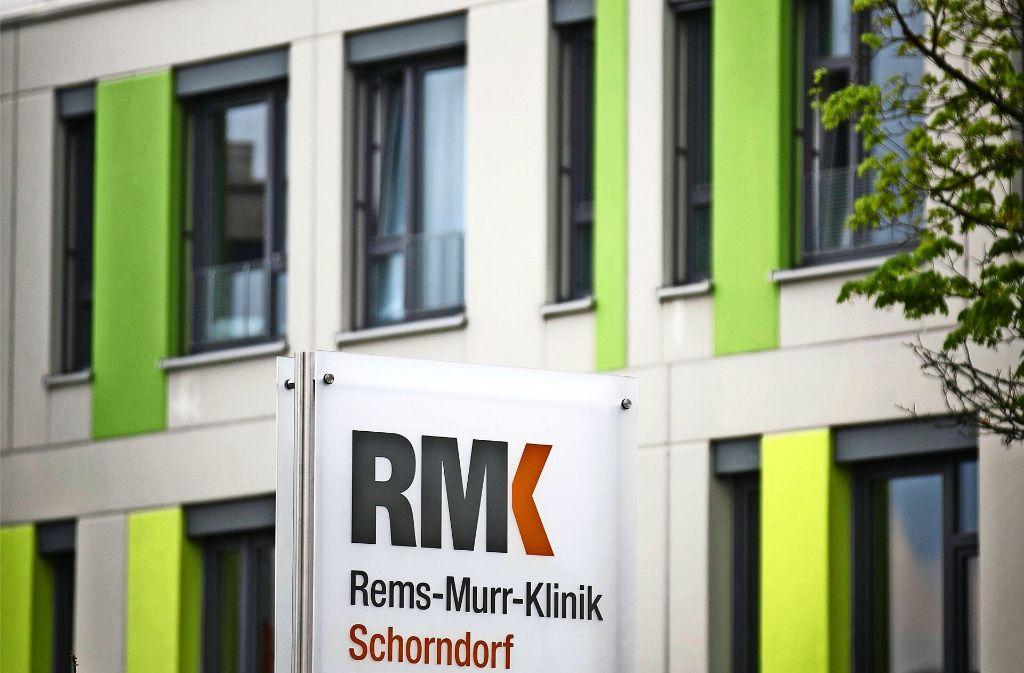 Sowohl in der  Klinik in Schorndorf als auch in Winnenden sollen weitere Bettenkapazitäten geschaffen werden. Foto: Gottfried Stoppel