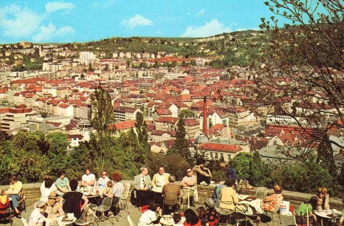 Die Karlshöhe in den 1970er Jahren. Foto: Sammlung Wibke Wieczorek