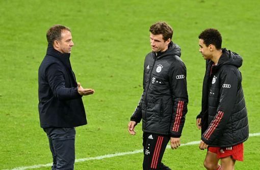 Schalke steigt ab - Bayern steht vor nächstem Titel