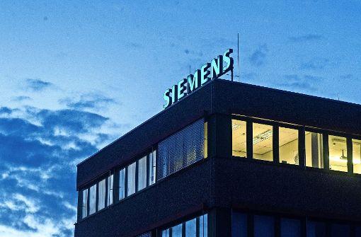 Siemens-Mitarbeiter wollen um ihren Job kämpfen