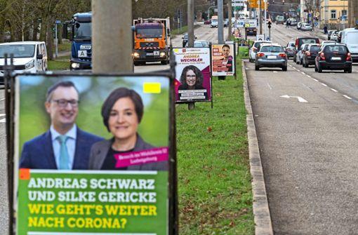 CDU und SPD wagen im Wahlkreis Ludwigsburg den Neuanfang