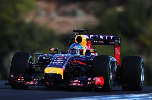 Red Bull hinkt schwer hinterher