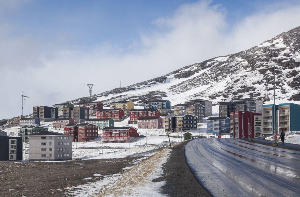 Die Regierung in Grönland hat den Verkauf von Alkohol in der Hauptstadt Nuuk verboten. Foto: imago images / Danita Delimont/via www.imago-images.de