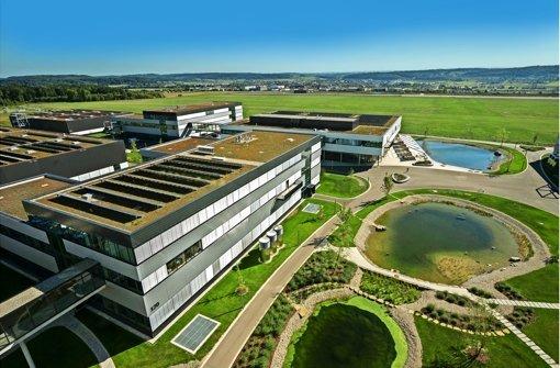 Im Bosch-Zentrum fahren die Autos schon selbst