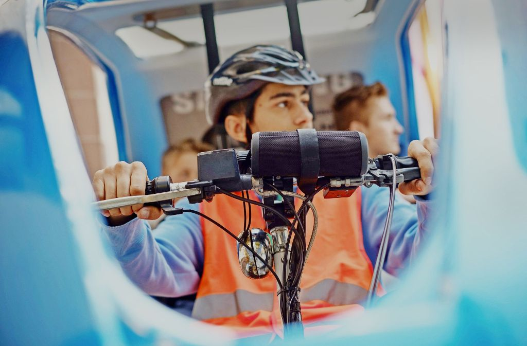 Die Mobilität im Blick Foto: Lg/Piechowski