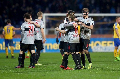 VfB auch bei den Einschaltquoten spitze