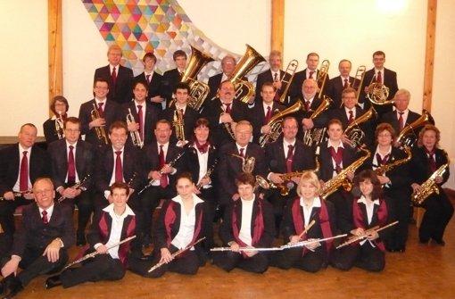 Am Anfang waren es nur acht Musiker