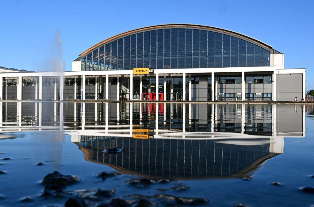 """Die """"Outdoor Friedrichshafen"""" wird in diesem Jahr nicht stattfinden. Foto: dpa"""