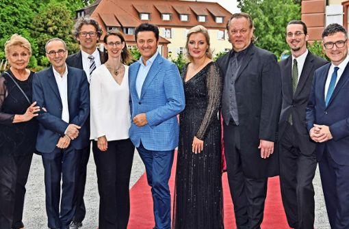 Eine  Gala der Weltklasse auf  der Blumeninsel