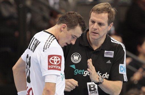In der Gruppe A trifft Martin Heubergers Mannschaft  am Samstag während der Handball-WM auf Brasilien. Foto: Pressefoto Baumann