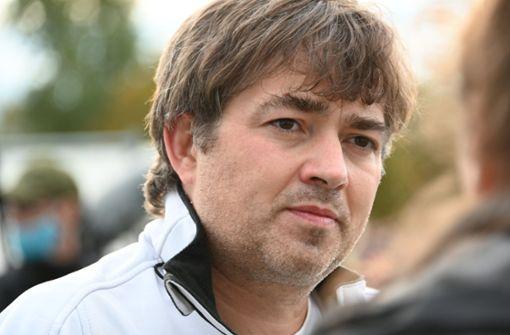 Michael Ballweg kündigt Demo-Pause an
