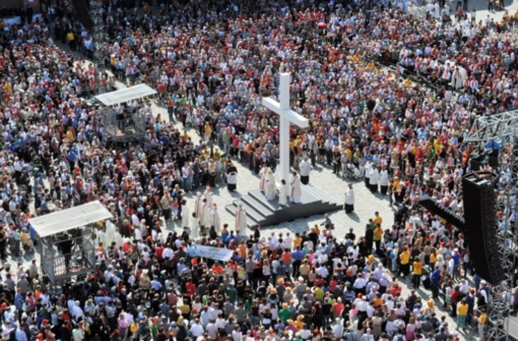 Die Kirchenreformer  sind in der Mehrheit. Das wurde in Mannheim deutlich. Foto: dpa