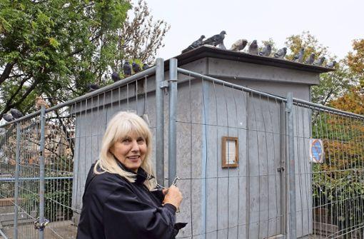 Taubenhaus Mühlgrün wird geschlossen