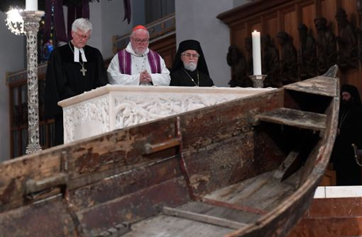 Das Brodeln unter den Füßen des Kardinals