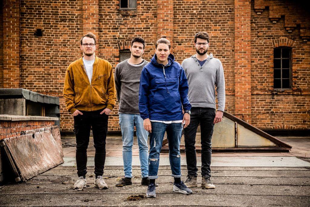 The Hunting Elephants haben eine neue EP. Für uns ein Anlass, dass sie sich mal vorstellen. Foto: Promo
