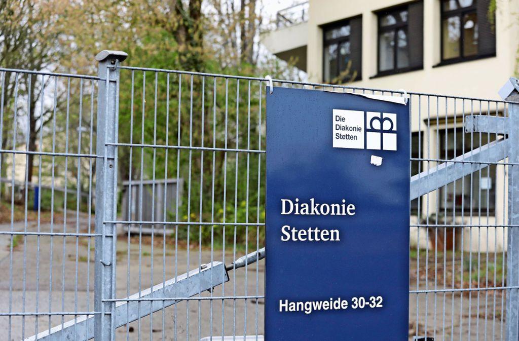 Die Behindertensiedlung Hangweide der Diakonie Stetten soll ein Wohngebiet werden. Sie ist weitgehend geräumt. Foto: Patricia Sigerist