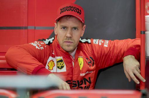 Bei Ferrari herrscht nach den Tests große Skepsis