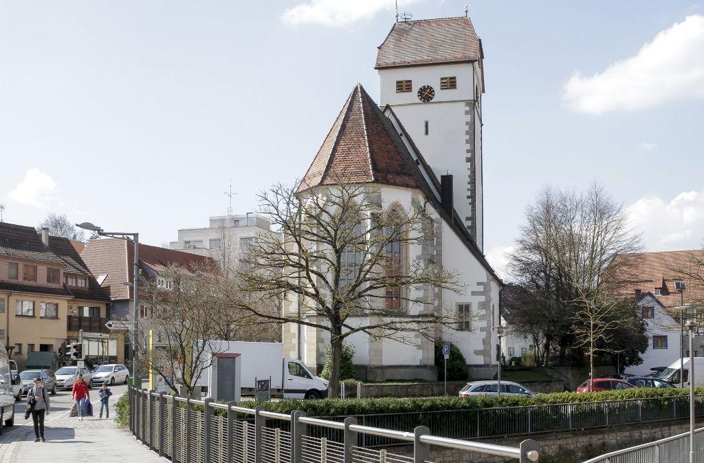 Im  Gemeinderat  der evangelischen  Kirche von Dagersheim engagiert Foto: factum/Bach