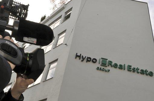 Richter macht Anlegern der Hypo Real Estate Hoffnung