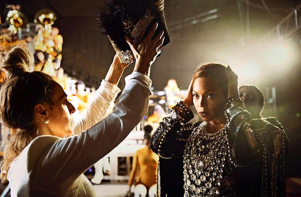Reif für die Krönung: Beyoncé Foto: Netflix
