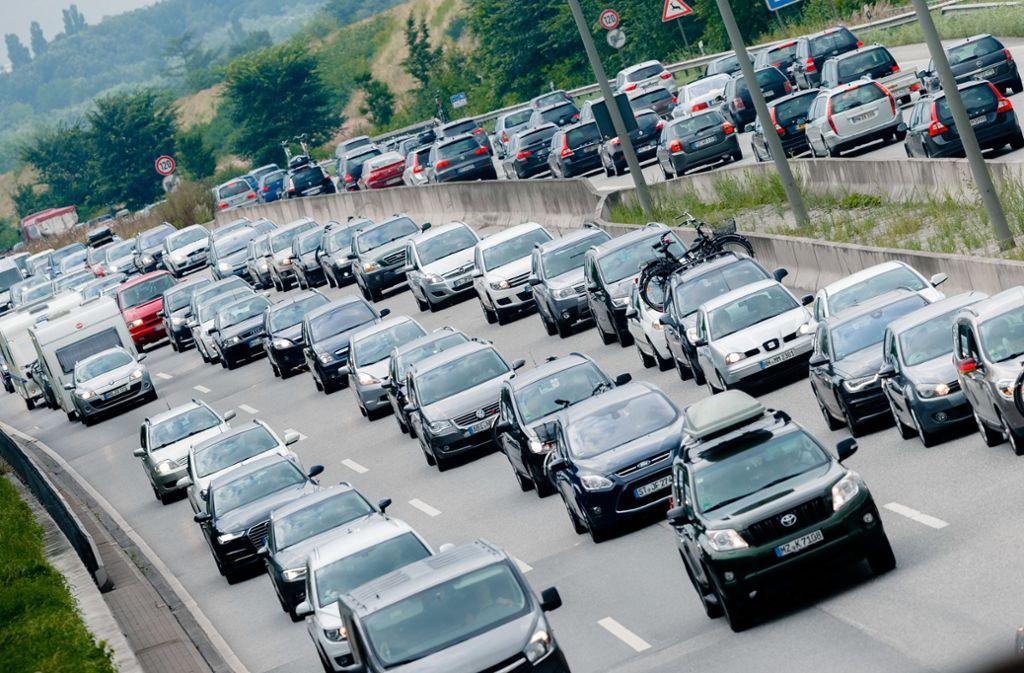 Straßensperrungen Baden-Württemberg