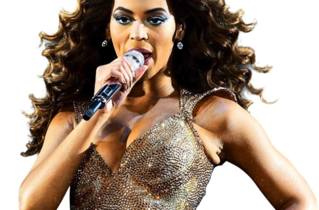 Ihre Auftritte sind stets Sexy und gewagt: Beyoncé Foto: dpa