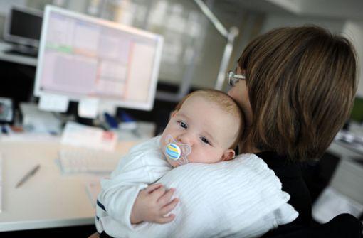 Wie Frauen Familie und Beruf meistern